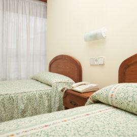 Habitación Doble, Pensión Roma A Coruña