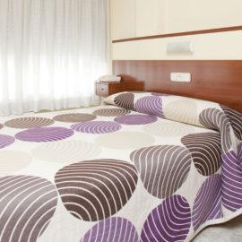 Habitación matrimonio - Pensión Roma